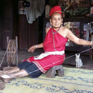 Kayah - Reise in eine verborgene Welt ab Inle Lake: Daw Ta Ma Gyi (2)