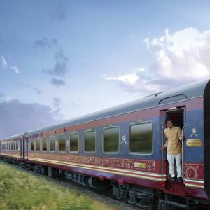 «The Deccan Odyssey» - L'éclat du Rajasthan de Mumbai: Deccan Odyssey Exterior 1