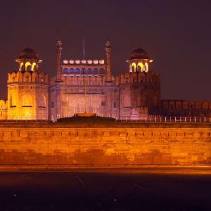 Old Delhi: Delhi: Red Fort
