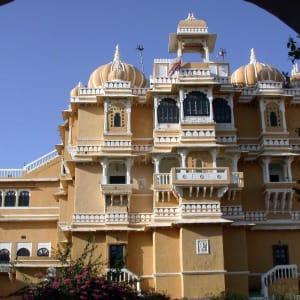 Höhepunkte Rajasthans ab Delhi: Deogarh: Palace