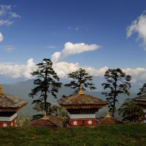 Bhutan - Land und Legenden ab Paro: Dochu La Pass