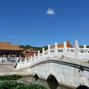 Great Wall Trekking ab Peking: Eastern Qing Tombs