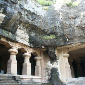 Grottes d'Elephanta à Mumbai: Elephanta Caves Mumbai 003