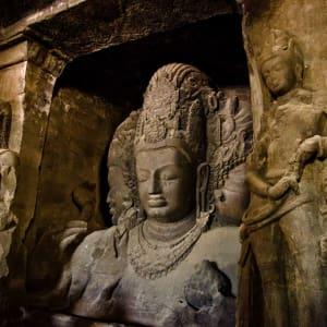Grottes d'Elephanta à Mumbai: Elephanta Island