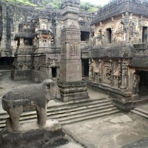 Héritages culturels Ellora & Ajanta de Aurangabad: Ellora: Kailash Temple (Kailasanatha Temple)