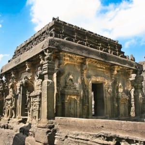 Héritages culturels Ellora & Ajanta de Aurangabad: Ellora: old temple