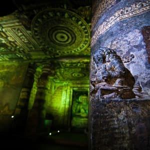«The Deccan Odyssey» - La splendeur du Maharashtra de Mumbai: Ellora: temple