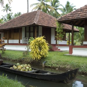 Coconut Lagoon in Kumarakom: