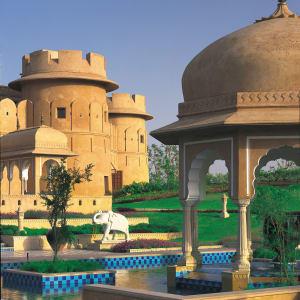 The Oberoi Rajvilas in Jaipur: