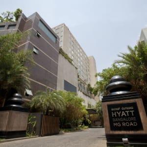 Hyatt Centric MG Road Bangalore à Bengaluru: