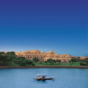 The Oberoi Udaivilas in Udaipur: