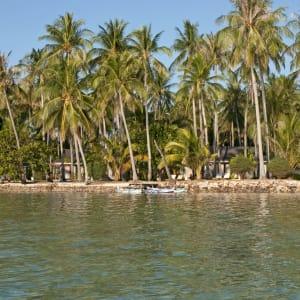 Kura Kura Resort à Karimunjawa: