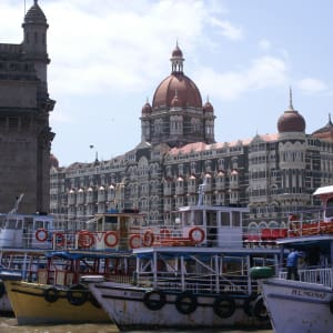 The Taj Mahal Palace à Mumbai: