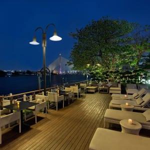 Riva Surya in Bangkok: