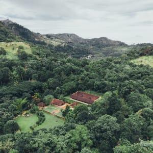 Living Heritage Koslanda à Ella/Haputale/Koslanda: Aerial Shot of Main Resort