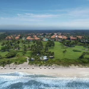 ITC Grand Goa Resort & Spa: Aerial View