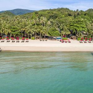 Anantara Rasananda Koh Phangan Villas in Ko Phangan: Aerial View