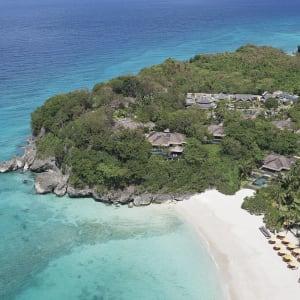 Shangri-La's Boracay Resort & Spa: Aerial View