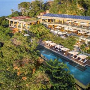 Six Senses Krabey Island à Sihanoukville & Îles: Aerial view of the Khmer House