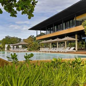 Amorita Resort in Bohol: Amorita Facade