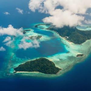 Bawah Reserve: Bawah Islands