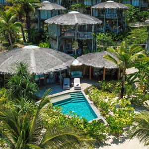 Tree House Villas Koh Yao in Ko Yao: Beachfront