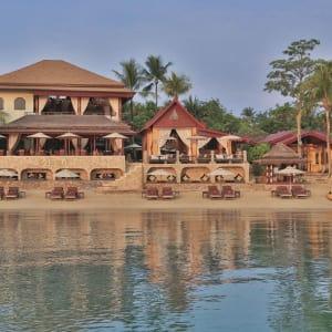 Zazen Boutique Resort & Spa in Ko Samui: Beachfront