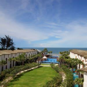 Intercontinental Hua Hin Resort: Bird-Eye View