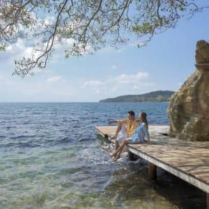 Six Senses Krabey Island à Sihanoukville & Îles: Boardwalk