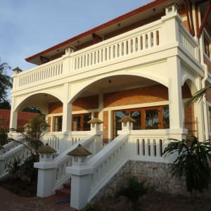 Cassia Cottage in Phu Quoc: Building Outside View
