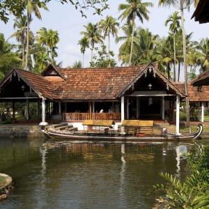 Coconut Lagoon à Kumarakom: Canal