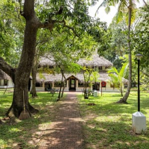 Marari Beach Resort in Mararikulam: Club House