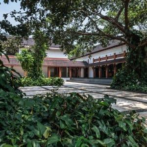 Alila Diwa Goa & The Diwa Club by Alila: Courtyard