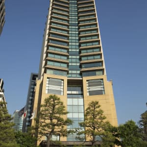 The Peninsula in Tokio: Day Exterior