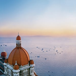 The Taj Mahal Palace in Mumbai: Dome