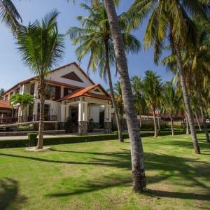 Blue Ocean Resort à Phan Thiet: Entrance