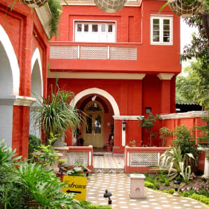 Ranjit's Svaasa à Amritsar: Entrance
