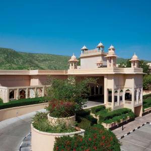 Trident à Jaipur: Entrance