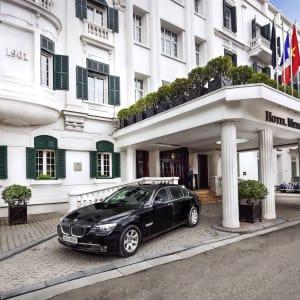 Sofitel Legend Metropole à Hanoi: Entrance