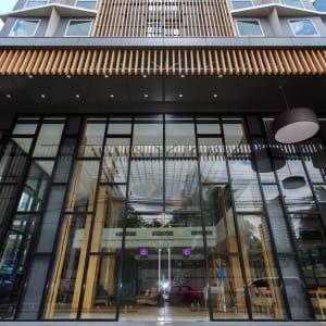 Icon Bangkok: Entrance