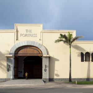 The Fortress Resort & Spa in Koggala: Entrance