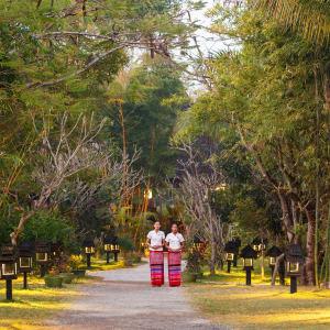Inle Princess Resort in Inle Lake: Entrance