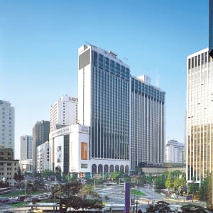 Lotte Hotel Seoul Main Tower: Exterior