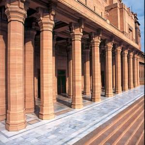 Umaid Bhawan Palace à Jodhpur: Exterior