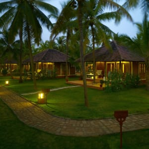 Nattika Beach Ayurveda Resort in Kochi: Exterior
