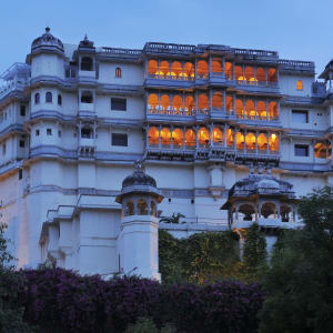RAAS Devigarh in Udaipur: Exterior