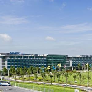 Novotel Bangkok Suvarnabhumi Airport Hotel: Exterior