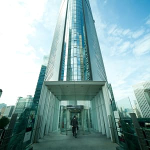 Park Hotel Tokyo: Exterior