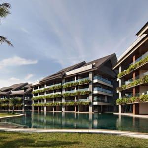 COMO Uma Canggu à Sud de Bali: Exterior