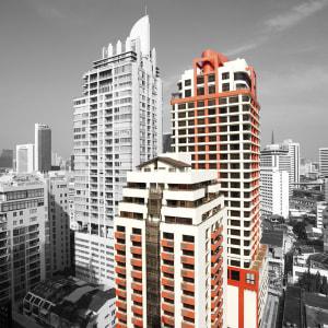Bandara Suites Silom à Bangkok: Exterior View